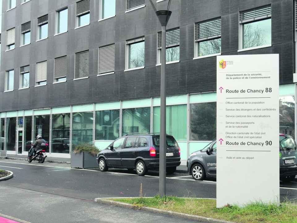 Archives de l 39 etat civil noy es onex ghi - Office cantonale de la population geneve ...
