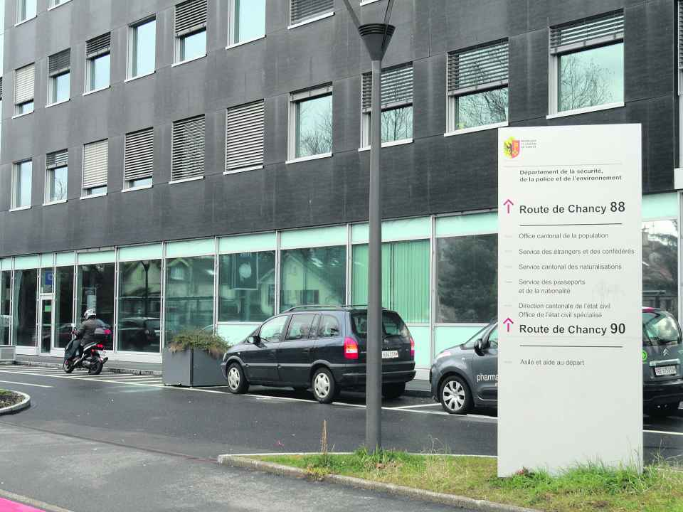 Archives de l 39 etat civil noy es onex ghi - Office cantonal de la population geneve ...