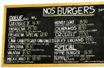 Deux burgers appelés «Camorra» et «Lucky Luciano», heurtent. DAVID ROSEMBAUM-KATZMAN