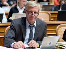 Manuel Tornare, conseiller national (PS).  DR