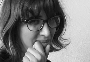 Céline Witschard, journaliste.