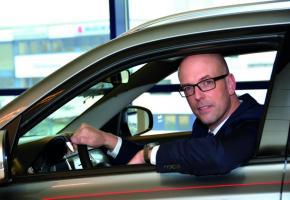 Stefan Gass, nouveau directeur de Suzuki Suisse depuis le 1er janvier 2017. DR