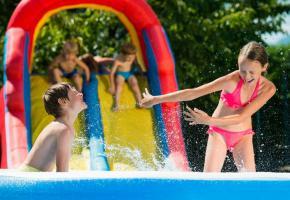 Le «Yatouland Aquatique Parc» sera le paradis estival des enfants. GETTY IMAGES/KERLI (PHOTO PRéTEXTE)