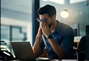 Les coups de fatigue peuvent être symptomatiques. GETTY IMAGES/PEOPLEIMAGES