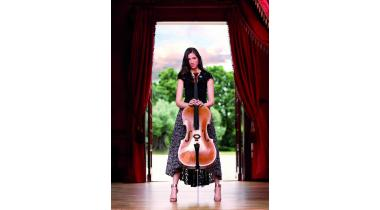 Camille Thomas, une jeune étoile du violoncelle. UWEARENS CRéDIT PHOTO