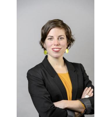 Lisa Mazzone, conseillère nationale (Les Verts)