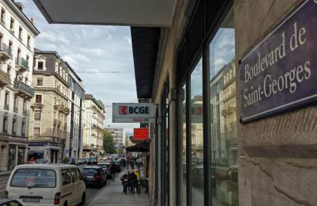 Boulevard Saint-Georges: un salon de massage qui dérange. STÉPHANE CHOLLET