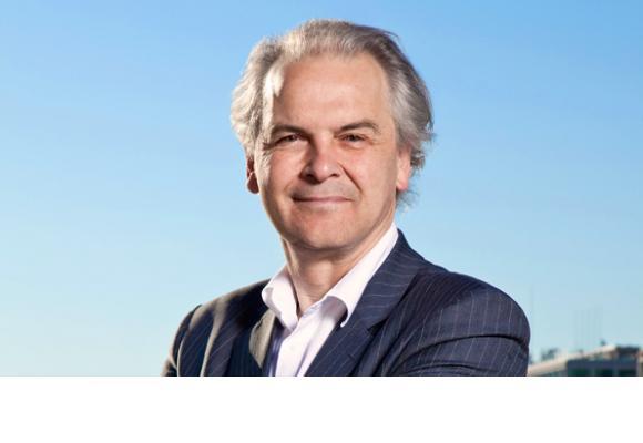 Rémy Pagani, conseiller administratif chargé des Constructions et de l'Aménagement  en Ville de Genève