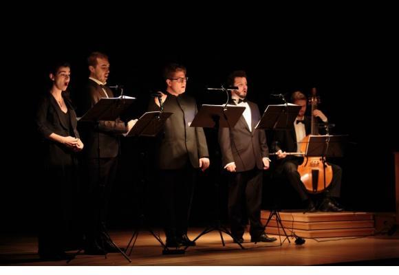 Cappella Genevensis invite à une immersion totale dans le baroque. DR