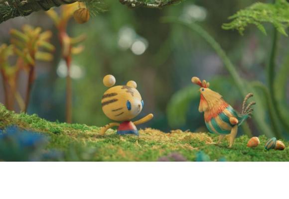 Le film japonais «Little Shimajiro», de Isamu Hirabayash, sera présenté en première suisse. DR
