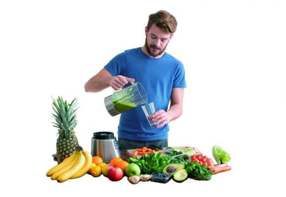 Le smoothie: pour augmenter  son apport journalier en vitamines et minéraux. GETTY IMAGES/SVETIKD