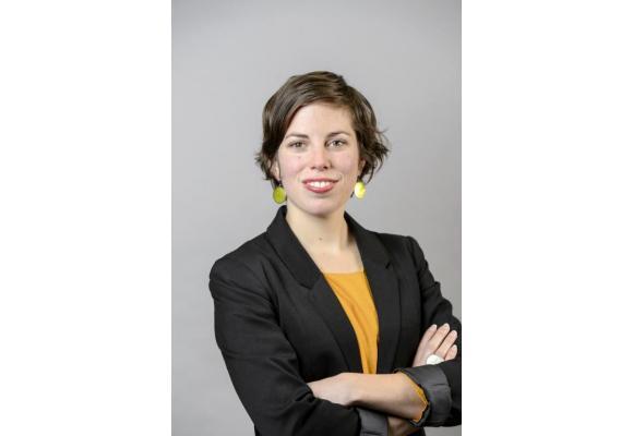 Lisa Mazzone, conseillère nationale (Verts)