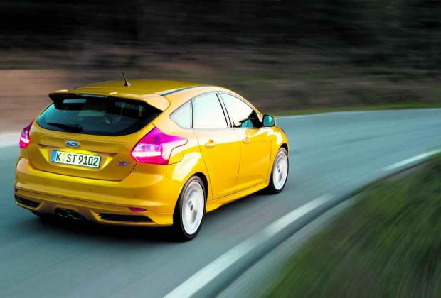 FORD FOCUS ST - Surprise explosive