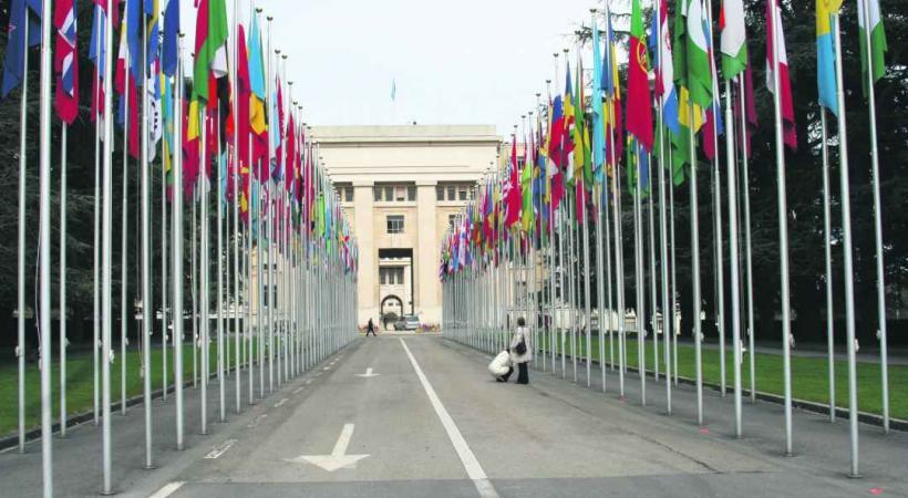 De nombreux licenciements vont débuter le mois prochain à l'ONU.