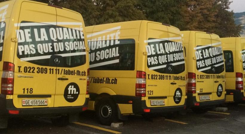 Fondation Foyer Handicap Plan Les Ouates : «de la qualité pas que du social le slogan qui f che ghi