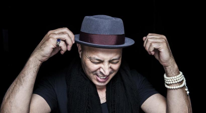 Dhafer Youssef se produira, avec son quartet, le 8 juin à l'Alhambra. DR